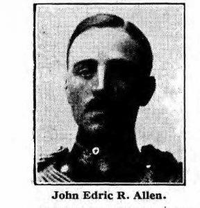 John Edric Russell ALLEN