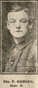 Frederick HOBSON