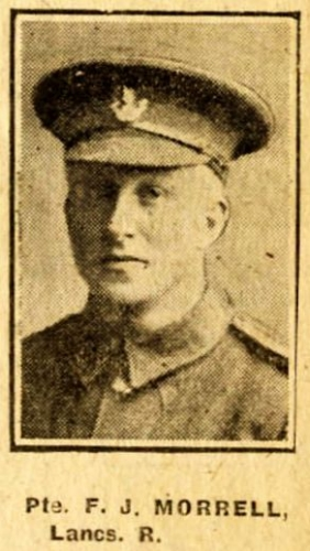 Frederick Howard MORRELL