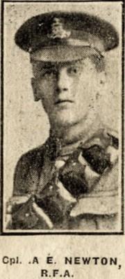 Albert Edward NEWTON