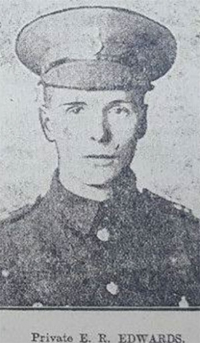 Ernest Robert EDWARDS