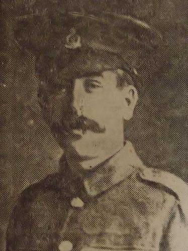 Edward Skillcorn WILSON
