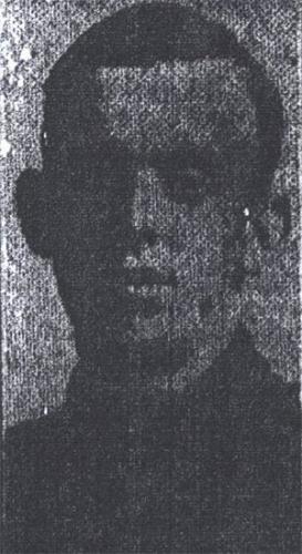 Gilbert John BRACEGIRDLE