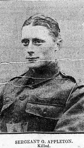 George APPLETON