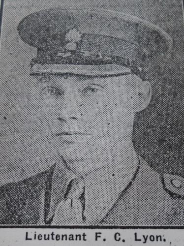 Francis Charles LYON