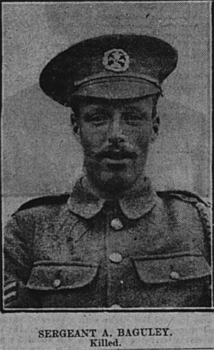 Arthur BAGULEY