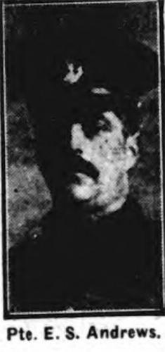Edwin Shakeshaft ANDREWS