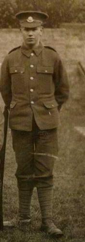 Percy BOUSFIELD