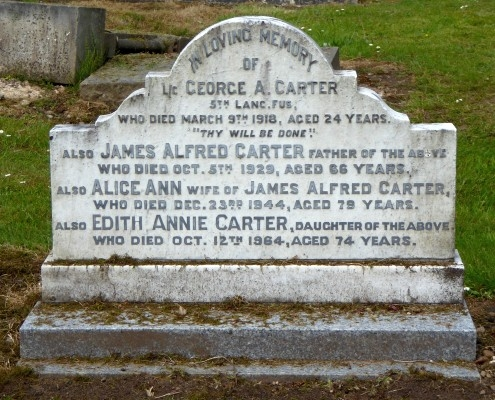George Alfred CARTER