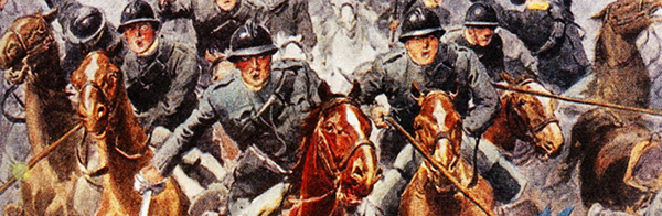 Battle of Caporetto Cavalry